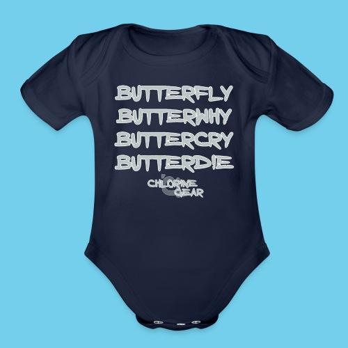 Kid's American Apparel Tee - Organic Short Sleeve Baby Bodysuit
