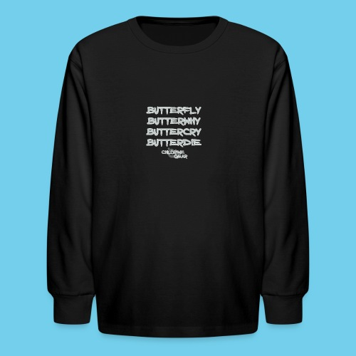 Kid's American Apparel Tee - Kids' Long Sleeve T-Shirt