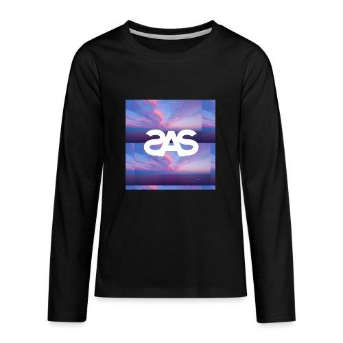 SplashSquad Vultra Calm - Kids' Premium Long Sleeve T-Shirt