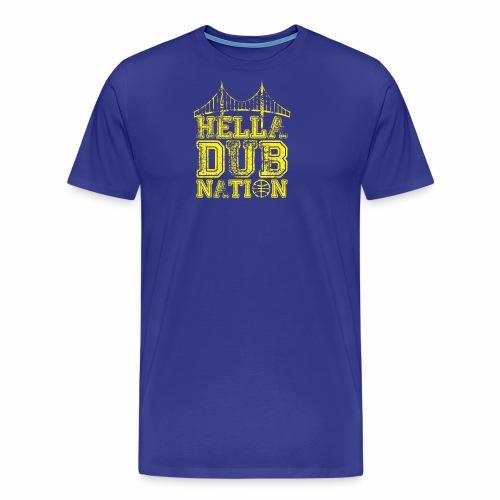 DUBNATION - Men's Premium T-Shirt