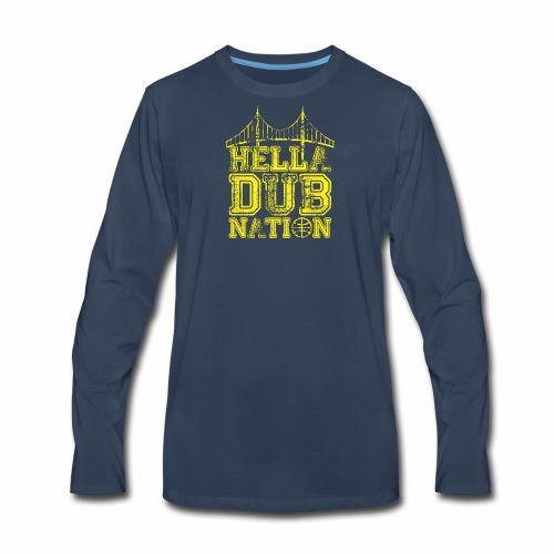 DUBNATION - Men's Premium Long Sleeve T-Shirt