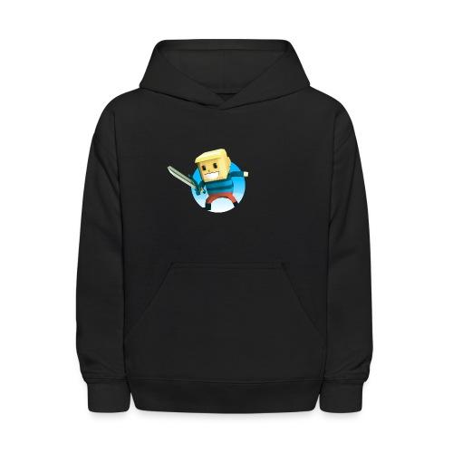 BlockBoy Swordsman - Kids' Hoodie