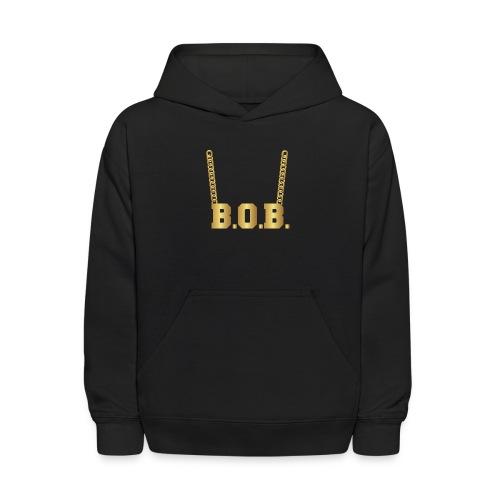 Real Notorious B.O.B. Size - Kids' Hoodie