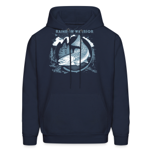 Rainbow Warrior - Men's Hoodie