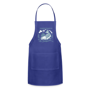 Rainbow Warrior - Adjustable Apron