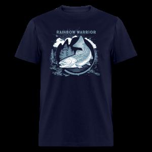 Rainbow Warrior - Men's T-Shirt