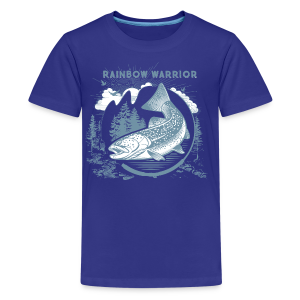 Rainbow Warrior - Kids' Premium T-Shirt