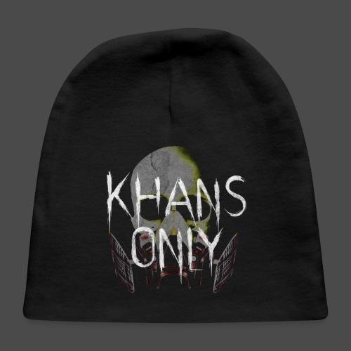 Khans Only Apron - Baby Cap