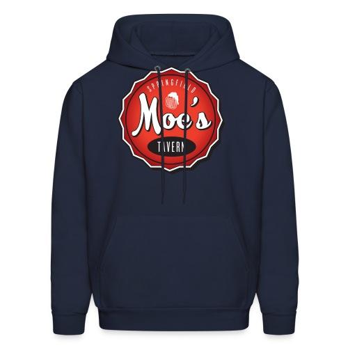 Moes Tavern tshirt - Men's Hoodie