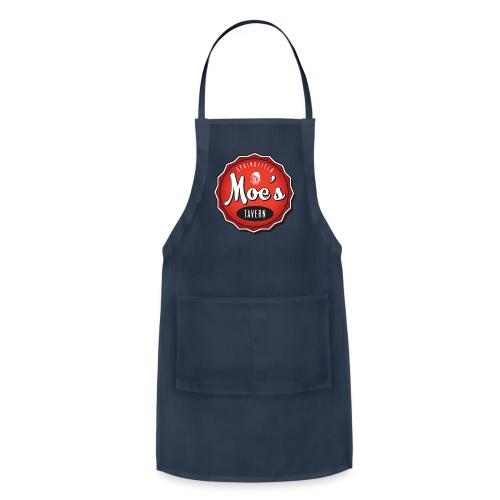 Moes Tavern tshirt - Adjustable Apron