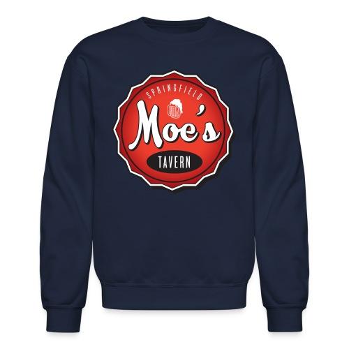 Moes Tavern tshirt - Crewneck Sweatshirt