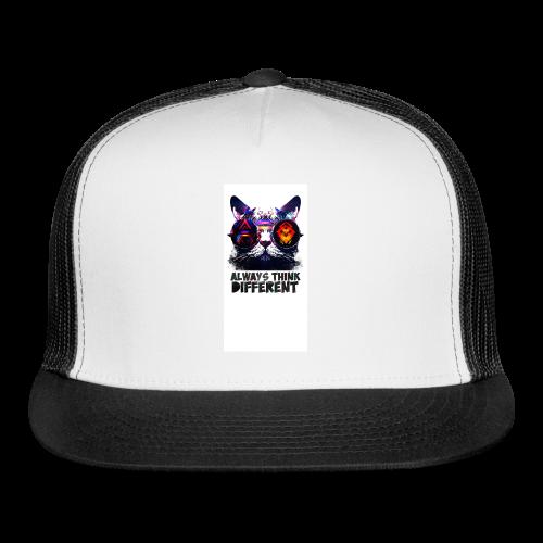 ThinkDiff_tee - Trucker Cap