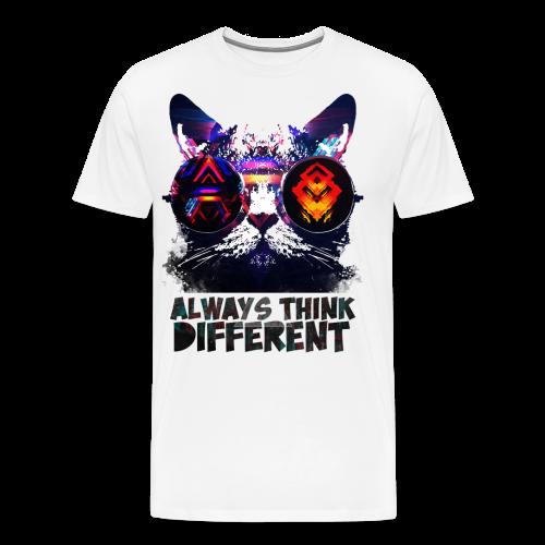 ThinkDiff_tee - Men's Premium T-Shirt