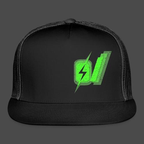 O Slash Men's T-Shirt - Trucker Cap