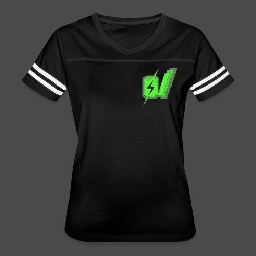 O Slash Men's T-Shirt - Women's Vintage Sport T-Shirt