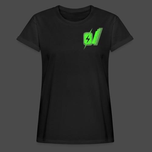 O Slash Men's T-Shirt - Women's Relaxed Fit T-Shirt