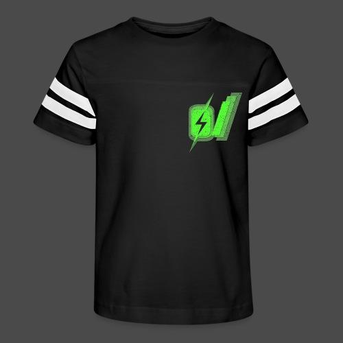 O Slash Men's T-Shirt - Kid's Vintage Sport T-Shirt