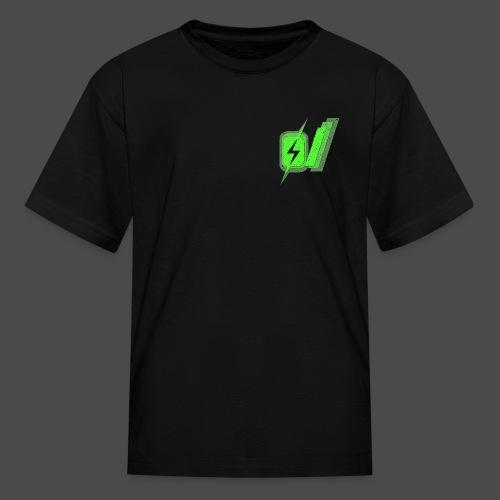 O Slash Men's T-Shirt - Kids' T-Shirt