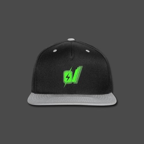 O Slash Men's T-Shirt - Snap-back Baseball Cap
