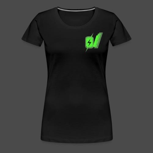 O Slash Men's T-Shirt - Women's Premium T-Shirt