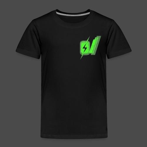 O Slash Men's T-Shirt - Toddler Premium T-Shirt