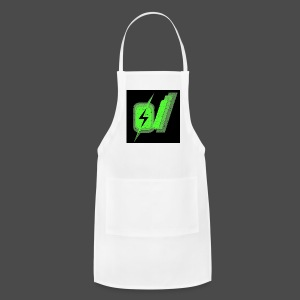 O Slash Small Buttons (5 Pack) - Adjustable Apron