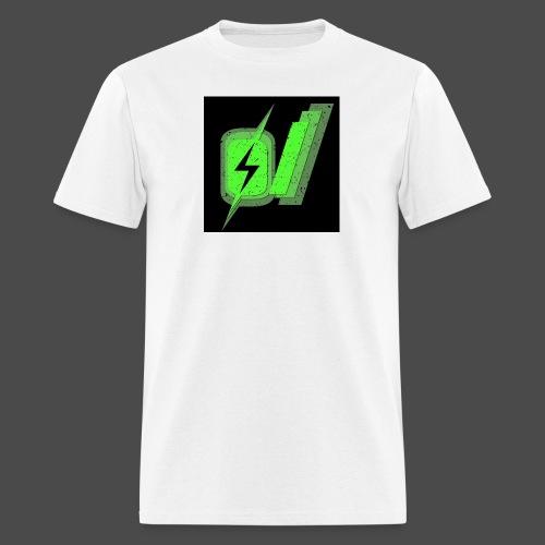 O Slash Small Buttons (5 Pack) - Men's T-Shirt