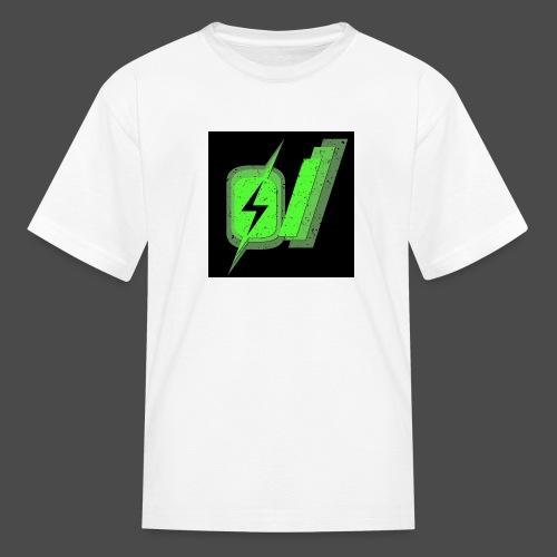 O Slash Small Buttons (5 Pack) - Kids' T-Shirt