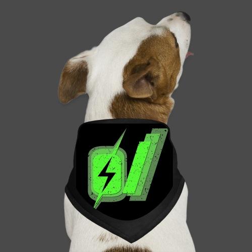 O Slash Small Buttons (5 Pack) - Dog Bandana