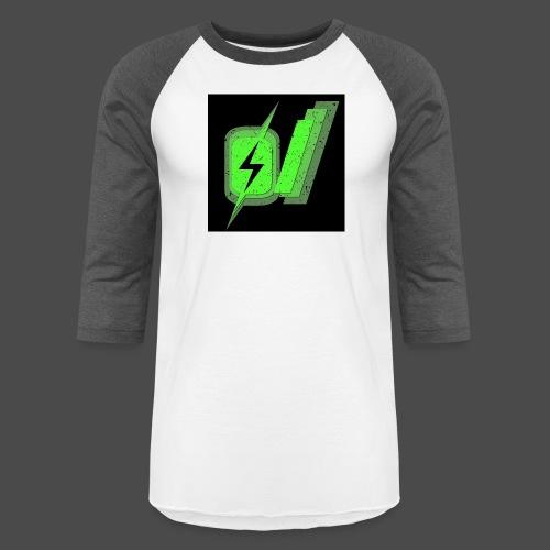 O Slash Small Buttons (5 Pack) - Baseball T-Shirt