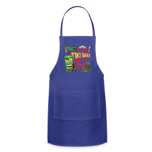 Z Tiki Bar - Adjustable Apron