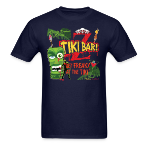 Z Tiki Bar - Men's T-Shirt