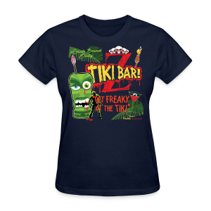 Z Tiki Bar - Women's T-Shirt