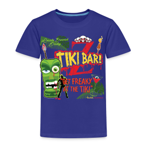 Z Tiki Bar - Toddler Premium T-Shirt