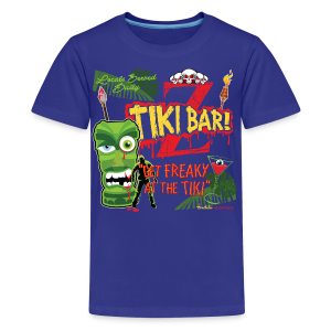 Z Tiki Bar - Kids' Premium T-Shirt