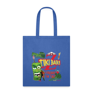 Z Tiki Bar - Tote Bag