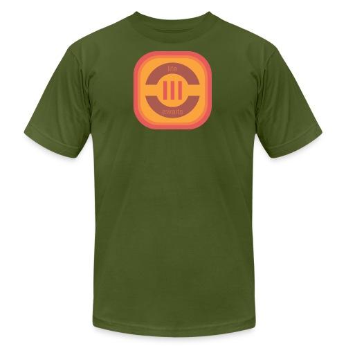 Life Awaits Men's Premium T-Shirt - Men's  Jersey T-Shirt