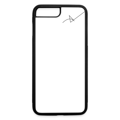 Techlite Abstract Design Hoodie - iPhone 7 Plus/8 Plus Rubber Case