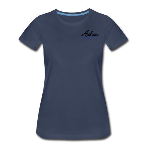 Women's Vintage Sport Shirt  (dark) - Women's Premium T-Shirt