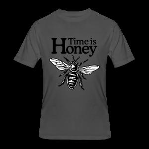 Time is Honey Beekeeper T-Shirt - Men's 50/50 T-Shirt