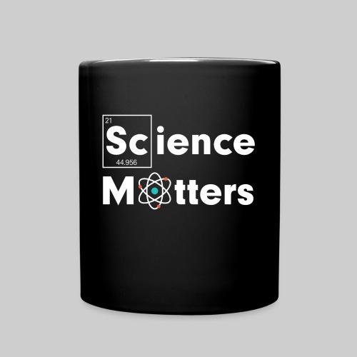Science Matters - Full Color Mug