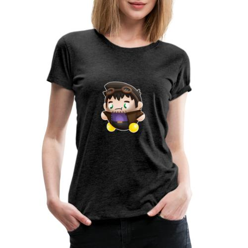 Poet Bumpkin - Women's Premium T-Shirt