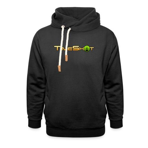 TimeShot Logo - Shawl Collar Hoodie