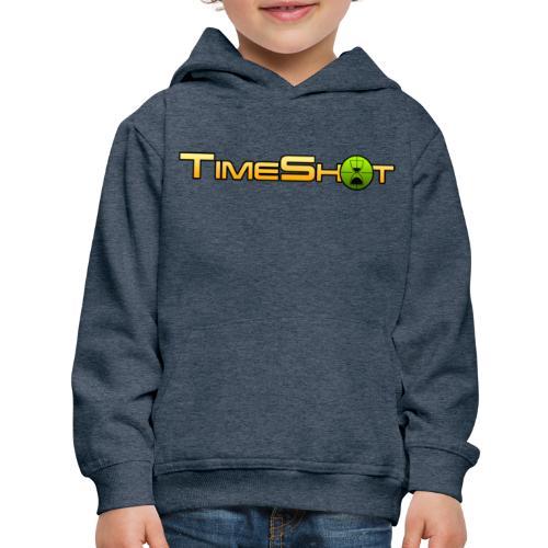 TimeShot Logo - Kids' Premium Hoodie