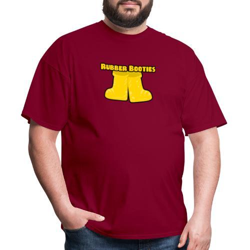 Rubber Booties - Men's T-Shirt