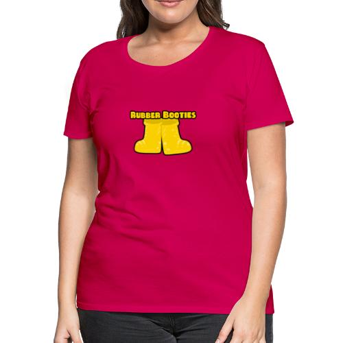 Rubber Booties - Women's Premium T-Shirt