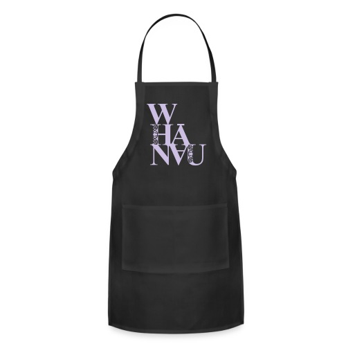 Whanau (family) - Adjustable Apron