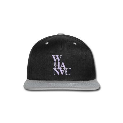 Whanau (family) - Snap-back Baseball Cap
