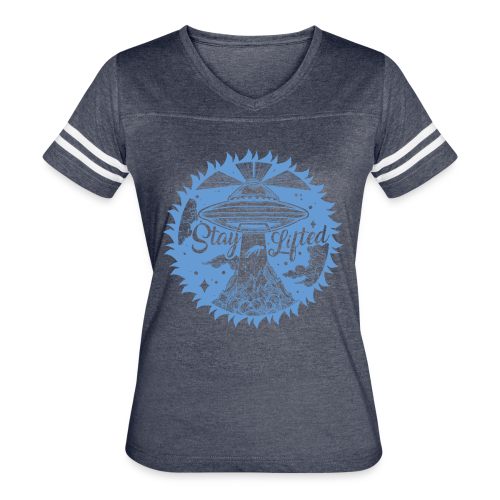 Stay Lifted - Women's Vintage Sport T-Shirt
