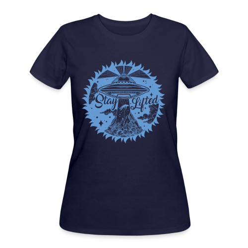 Stay Lifted - Women's 50/50 T-Shirt